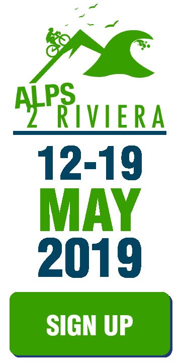 Randonnée Alps2Riviera 2019